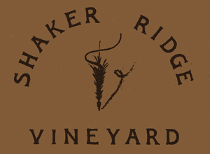 Shaker Ridge Vineyard Logo