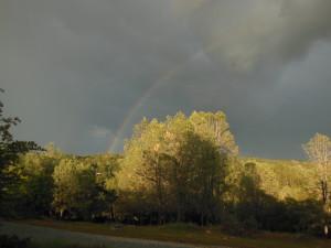 Shaker Ridge Rainbow